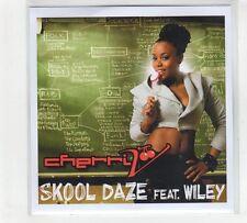 (GP843) Cherriv, Skool Daze ft Wiley - DJ CD
