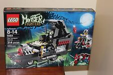 LEGO 9464 THE VAMPYRE HEARSE MONSTER FIGHTERS VAMPIRE NEW SEALED SET IN BOX