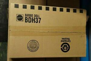 2013 STEPHEN BURROWS NISHA BARBIE #BDH37 NRFB GOLD LABEL LE- 4,400 IN SHIPPER