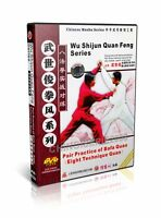 Chinese Kungfu Pair Practice of Bafa Quan Eight Technique Quan by Wu Shijun DVD