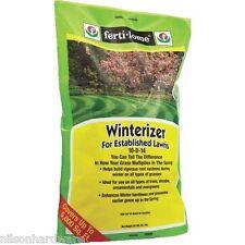 Ferti-lome 20# Analysis 10-0-14 Winter Lawn Grass Turf Fertilizer 10900