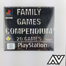 Family Games Compendium 20 Games Playstation 1 inkl. Anleitung | PS1 | Retro ?