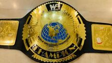 WWE Big EAGLE Heavyweight World Wrestling Championship Adult Replica Belt 2mm.