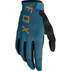 Fox Racing 2021 Ranger Gel Gloves Slate Blue