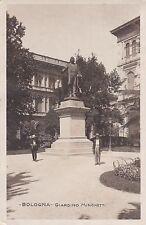 BOLOGNA - Giardino Minghetti - Foto Cartolina G.Vettori 1925