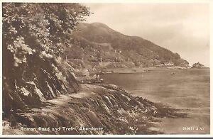 Wales - Aberdovey - Roman Road and Trefri