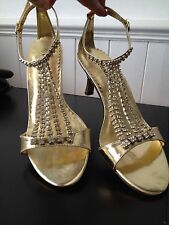 Diamanté  Shoes -Prom /Ball / Wedding