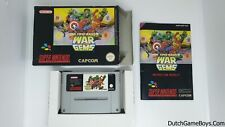 Marvel Super Heroes in War Of The Gems - Super Nintendo - SNes