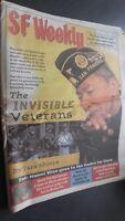 Journal Sf Weekly July 16-22 1997 N º 23 Buen Estado