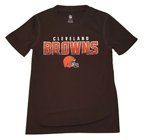Cleveland Browns Youth Performance T-shirt Logo Tee
