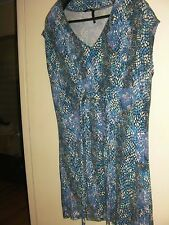 Crossroads Stretchy Animal Print Tunic Top (Size XXL - 18 to 20) - BNWOT