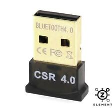 Bluetooth CSR 4.0 USB 2.0 Stick High Speed Dongle Adapter for PC Laptop Portable