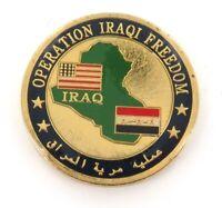 OPERATION IRAQI FREEDOM & JACKSONVILLE JAGUARS COLOURFUL MEDALLION.