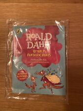 Roald Dahl's McDonalds Utterly Fantastic Foxes Book Brand New With Packaging