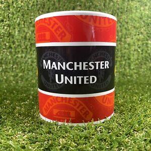 Manchester United FC Mug Ceramic Tea Coffee Mug Cup | Good Condition