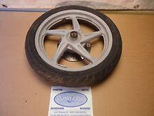 Ruota cerchio pneumatico anteriore Honda Sh 125-150 2005-2007