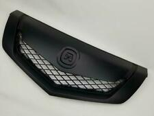 ACURA TL 09 10 11 Front Upper Grille Grill All Black w/ Black Moulding whole KIT