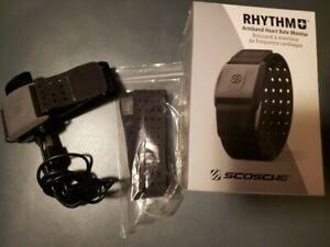 Scosche RHYTHM+ Heart Rate Monitor with extra strap