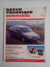 RTA citroen ZX revue technique automobile TRES BON ETAT