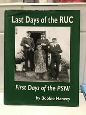 More details for last days of the ruc - first days of the psni - portraits of policing - 2005 hb