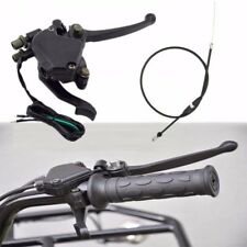 ATV Thumb Throttle Brake Lever Cable For Chinese 150 200 cc 250cc Quad 4 Wheeler