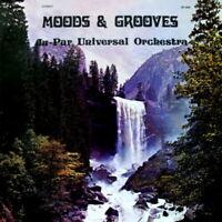 Ju-Par Universal Orchestra Moods And Grooves STILL SEALED NEW OVP Vinyl LP