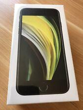 Apple iPhone Se 2nd Gen. - 128Gb - Black (Boost Mobile) A2275 (Cdma + Gsm)