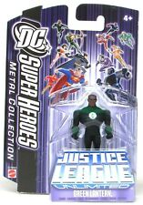 DC Super Heroes Justice League Unlimited Metal Figures- 6 Different to Collect