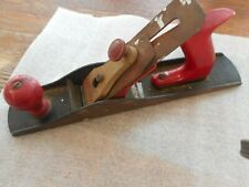 Vintage Fulton Woodworking Wood Plane 14 Inch blade west germany