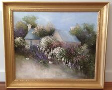 NEW ORIGINAL FRAMED SIGNED OIL PAINTING BY RENOWNED AUSTRALIAN ARTIST MARY JUPP