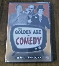 BOB HOPE JACK BENNY THE GOLDEN AGE OF COMEDY Secret Word Is jack