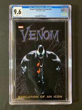 Venom: Evolution of an Icon #nn CGC 9.6 (2006) - Poster Book