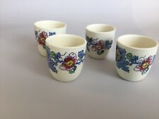 "Masons Ironstone Strathmore Egg Cups X4- 2"" High"