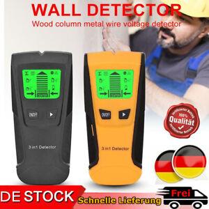 Metall finder Holzbolzen Detektor Wechselspannung Live Wire Detect Wandscanner