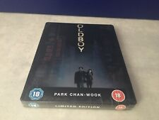 STEELBOOK BLU RAY OLD BOY EDITION ZAVVI LIMITED EXCLUSIF NEUF NEW