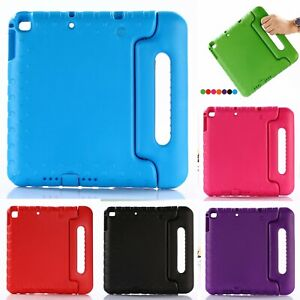 Case Shockproof for Apple 5th 6th Gen Air 1/2 iPad 9.7 Kids Safe Cover Holder