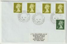 Postal History: PENZANCE BRISTOL TPO cover 8 Sep 1996 Travelling Post Office (A)