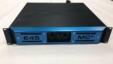 MC2 E45 AMPLIFIER 2 CHANNEL AMPLIFIER