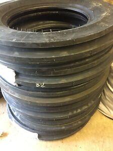 600x19 Tractor Tyre Tube TR15 Valve