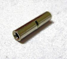 TUBE TERMINALS UNINSULATED BUTT CONNECTORS ELECTRICAL SPLICE TERMINAL x 10