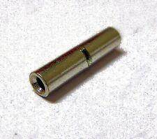 Tubo de terminales sin aislamiento Conectores a tope eléctrico empalme terminal X 10