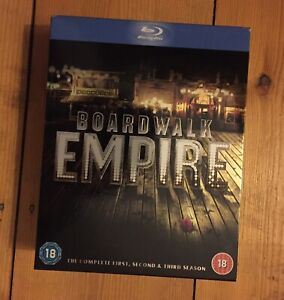 Boardwalk Empire - Season 1-3 [Blu-ray] [2013] [Region Free] - DVD  U4VG The