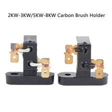 2-teiliger Carbon-Bürstenhalter für 168F / 188F-Generator-Ersatzteile 2KW-3 CRDM