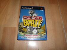Monopoly Party Sony PS2 Español Seminuevo