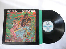 RICK JAMES ~ GARDEN OF LOVE ~ 1980 UK FUNK/SOUL MOTOWN VINYL LP ~ GREAT AUDIO