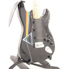 Mini Chitarra David Gilmour Pink Floyd Stratocaster Black Memorabilia Gadget Fan