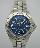 Breitling Automatic Quartz Watch Movement Servicing Battery Replacement & Reseal