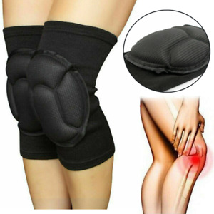 1 Pair Professional Knee Pads Construction Work Safety Gel Pair Leg Protectors