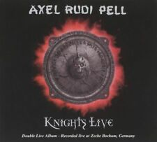 Pell, Axel Rudi - Knights Live (2CD) - CD - New