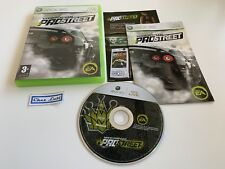 Need For Speed Pro Street - Microsoft Xbox 360 - PAL FR - Avec Notice